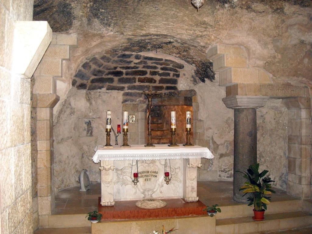 Capella dell'Annunciazione in Terra Santa
