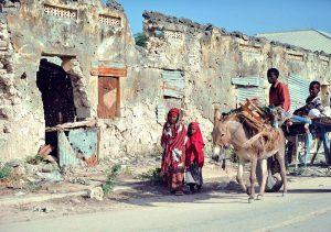 Mercato di Bakara, somalia