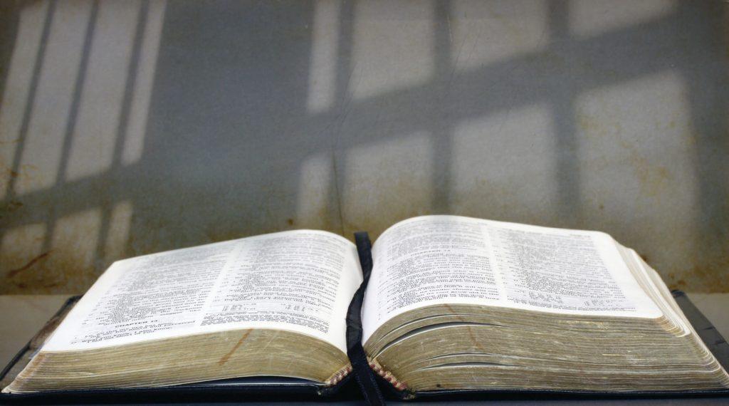 bible jail slider