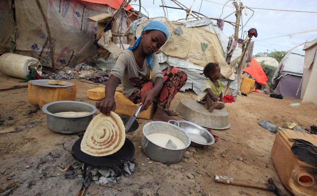 Famiglia somala