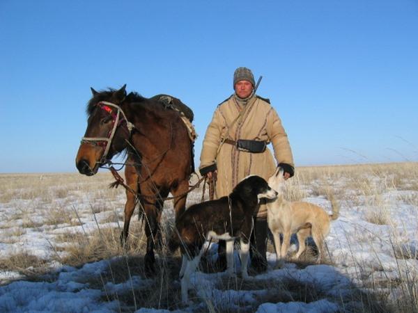 Pastore Kazako