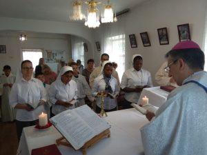 Prima festa della Consolata in Kazakistan!