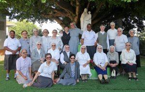 La vita in una comunità Sacramentina